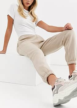 PrettyLittleThing Jogger - Taupe